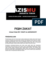 Fiqih Zakat - Yusuf Qardhawi