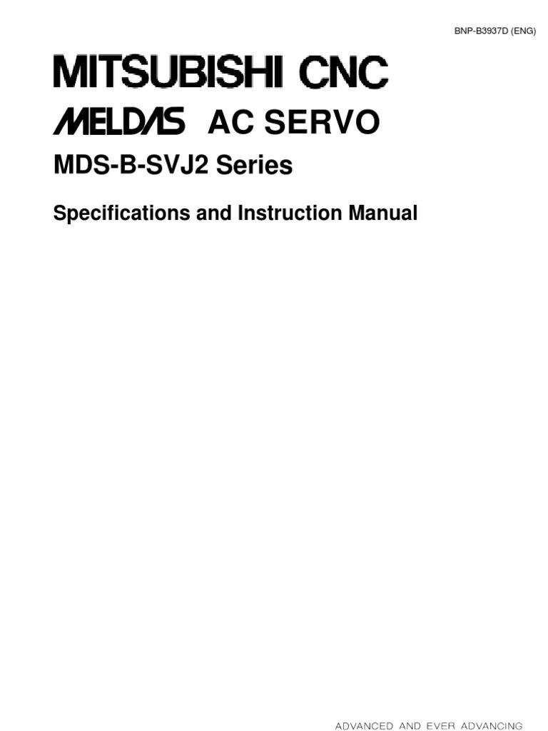 mitsubishi meldas ac servo manual bnb3937d power supply amplifier rh es scribd com mitsubishi meldas 64 manual mitsubishi meldas magic 64 manual