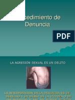 EXPOSICION Material prevención de abuso sexual