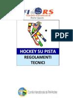 Regolamento Tecnico Hockey