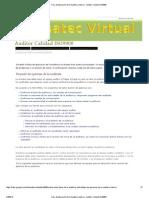 Fase de Ejecución de la Auditoria Interna - Auditor Calidad ISO9000