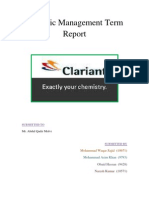 Clariant SM Report - Final.docx
