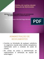 _Slides  Correto de administração