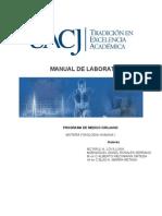 Manual Laboratorio Fisiologia Humana i Enero 2013