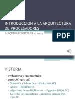 Introduccion a La Arquitectura de Procesadores Examen