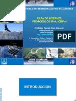 Cap 03 Capa de Internet- Protocolo IPv4-ICMPv4-Configuracion