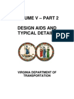 VDOT Volume v Part 2 Design Aids