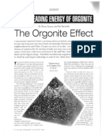 Orgone and Orgonite - Dossier