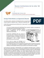 Ficha - Pichón Riviere y los '60