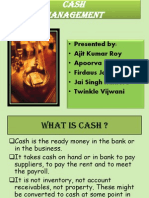 Cash Project