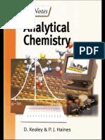 AnalyticalChemistry - Pharma Dost