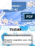 pH Control – PCT 42