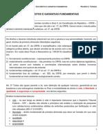 DCO - Dos Direitos e Garantias Fundamentais