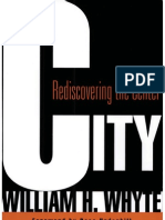 City- Rediscovering the Center - William Whyte