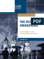 The Russian Awakening