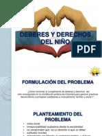 DEBERES Y DERECHOS DEL NIÑO