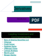 A) Introduction to Derivatives (1)