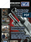 American Gunsmithing Institute 2013 Course Catalog