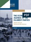 The Economic Agenda of the Islamist Parties