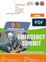 Announcement Emergency Summit 2013-25-27 April 2013_ Rev 20 Maret 2013