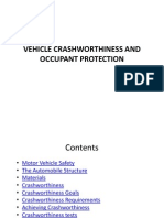 Vehicle Crashworthiness