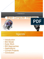 brain computer interfacing