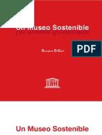 UnMuseo Sostenible