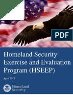 HSEEP Revision Apr13 Final