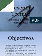 - Normas e projecções Ortogonais