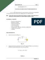 Laboratorio Dispositivos Electronicos - Experimento 01