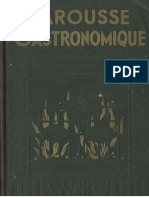 Prosper Montagne 1938 Larousse Gastronomique 37Mo.1100.Pages