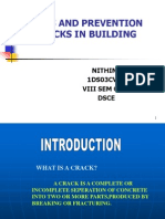 Causes and Prevention of Cracks in Buildings