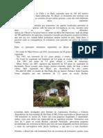 Risco de Terremoto No Brasil