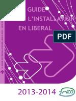 Guide de l'Installation 2012-2013