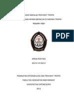 Arina Rosyida - 25010110130212-Penyakit Tropik- Rosary Pea
