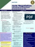 Seminar It Contract Negotiation Kl