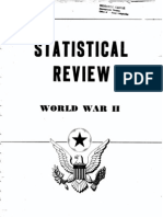 Statistical Review, World War II