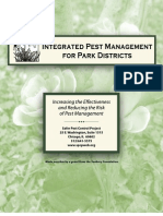 Park District Manual - Pest Control