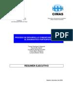 Diagnóstico Participativo del distrito de Tetuán (Madrid)