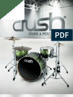 Crush Drums 2013 Catalogue