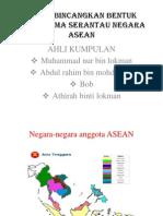 Tajuk Kerjasama Asean +Malaysia,Sg,Indonseia,Dan Filipina