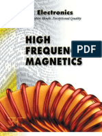 High Frequency Core Catalogue
