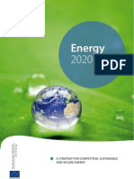 A strAtegy for competitive, sustAinAble 