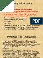 Definţia IFRS- urilor