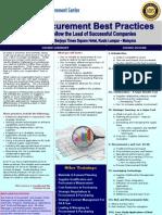 Seminar Best Procurement Practices