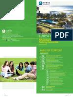 Surya University Prospectus