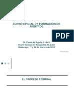 Proceso Arbitral (PDA)