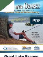 2013 Lake Chamber Book