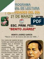 PRIMARIA BENITO JUÁREZ. PUENTE DE IXTLA