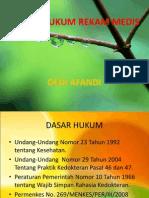 Aspek Hukum Rekam Medis_pormiki